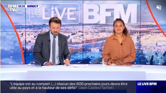 Imagen de la televisión