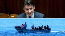 Migranti, Conte ha potuto dare la colpa a Salvini. Non potrà darla a