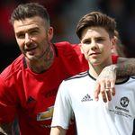 Cruz Beckham Buys Dad David A Scrotum Shaver And We Have No