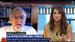 El mayor experto español en coronavirus da la razón a Fernando Simón tras la última