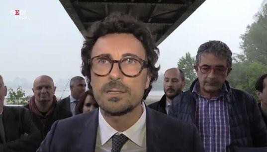CORREO CONFESSO - Quando Toninelli diceva che a gestire i migranti non era solo Salvini