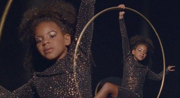 Blue Ivy est la fille ainée de Beyoncé et