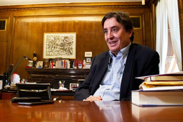 García Montero, en su