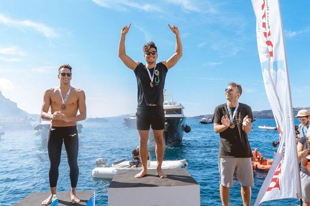 Ο Ιάπωνας Ολυμπιονίκης, Yasunari Hirai θα λάβει μέρος στον Αυθεντικό Μαραθώνιο Κολύμβησης