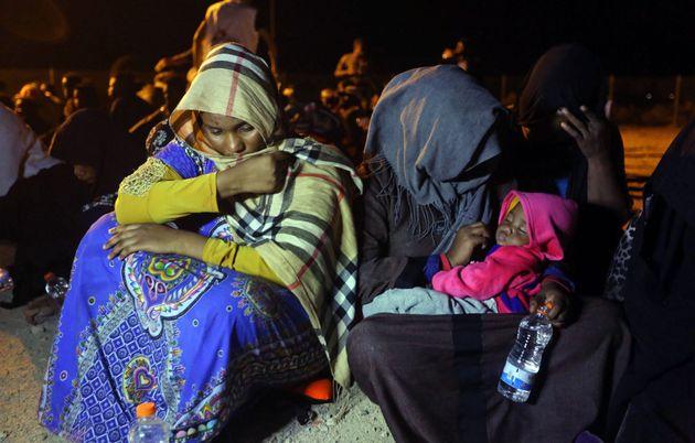 (Photo by MAHMUD TURKIA/AFP via Getty