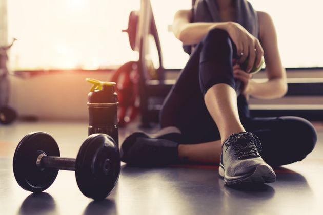 La reprise du sport après mon accouchement m'a aidée à être bienveillante avec