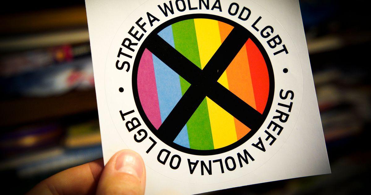 En Pologne, des villes anti-LGBTI privées d'une subvention européenne