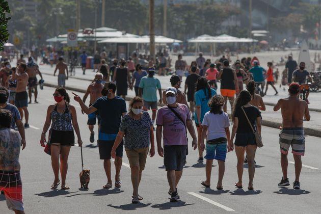 No Rio de Janeiro, permanece o alerta para uma possível segunda onda, inclusive na