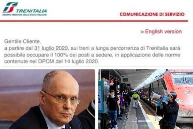 Nuove regole treni, i timori di