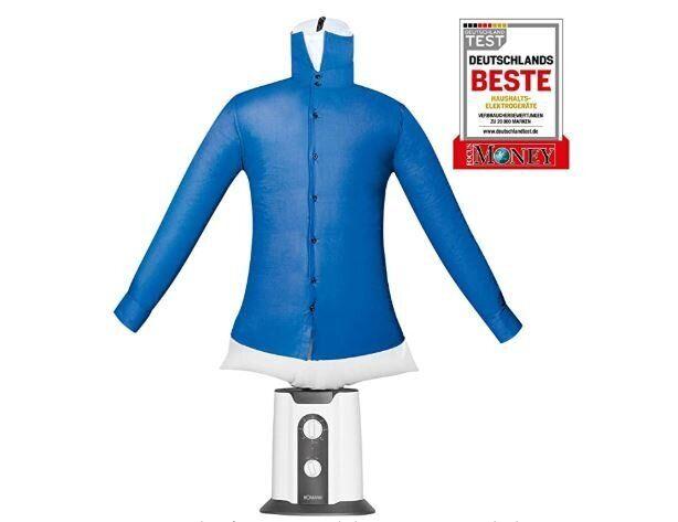 Bomann HBB 6025 CB - Planchador de Camisas y