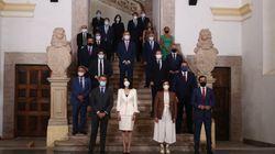 La Conferencia de Presidentes: una foto de casi total unidad... pero sin acuerdo sobre el fondo
