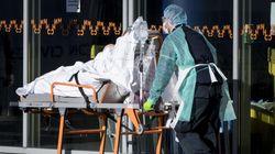 Le nombre de malades du coronavirus en réanimation repart à la
