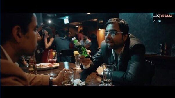 A still from TVF's 'Pitchers'