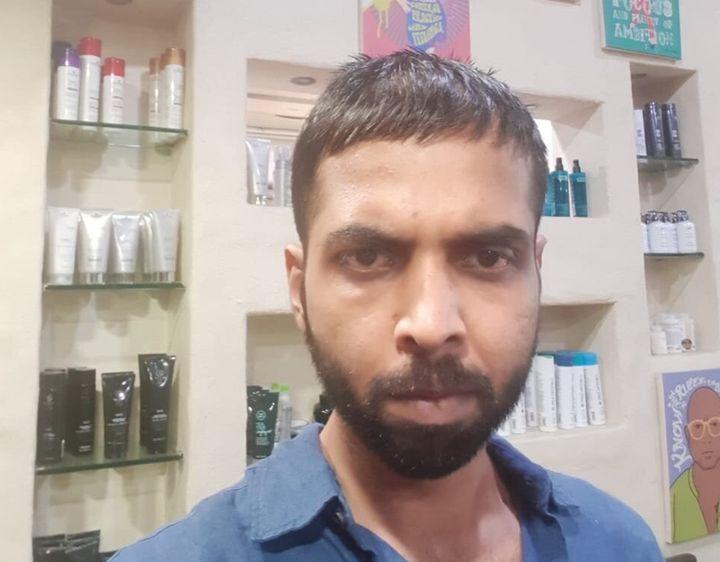 Abhishek Banerjee got himself the Hathoda Tyagi haircut without telling the crew