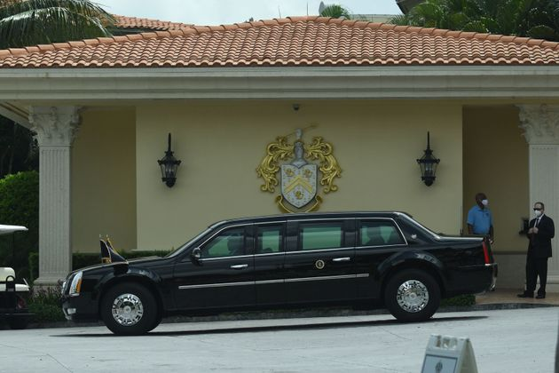 A planned gathering this weekend at the Trump National Doral resort (seen here) in Miami that would benefit...