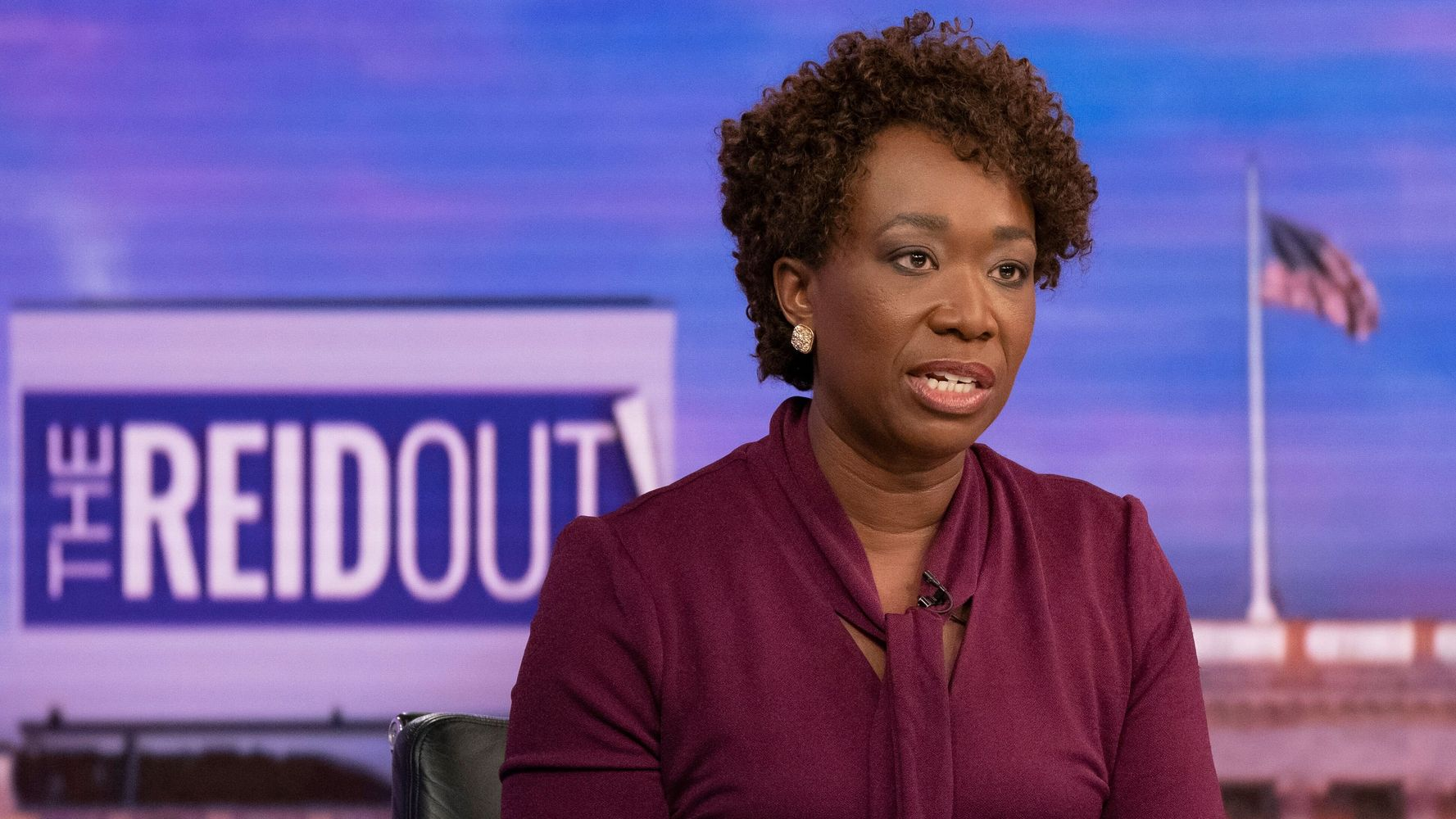 Joy Reid Makes History As Cable's First Black Female Prime-Time Host With 'The ReidOut'