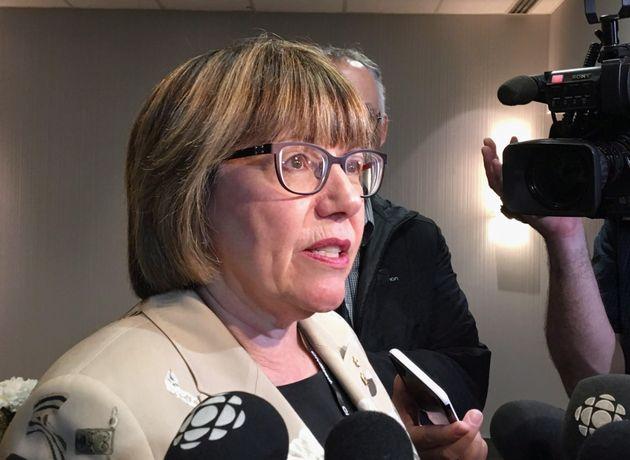 Anne McLellan has informed the federal and provincial governments that she favours the decision to call...