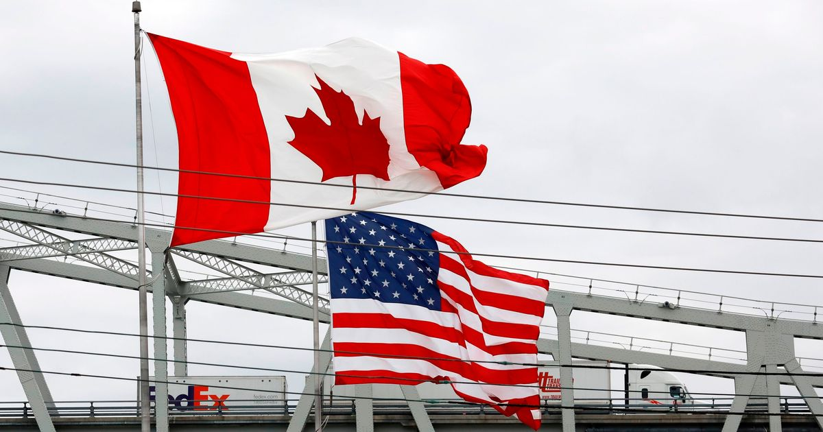 More Travellers Turned Away On Canadian Side Of Canada-U.S. Border