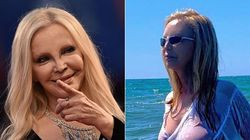 Patty Pravo eterna ragazza del Piper: lo scatto in topless a 72 anni. I social: