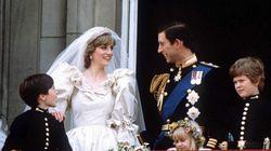 La vera drammatica storia dietro l'iconico vestito di nozze di Lady