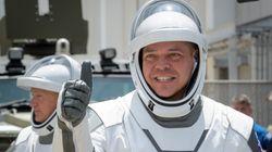 Nasa transmite ao vivo retorno dos astronautas da Space X à
