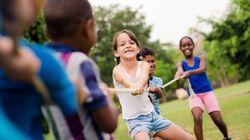 Des centaines d'enfants américains infectés au covid en colonie de