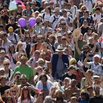 Thousands Protest In Berlin Against Coronavirus