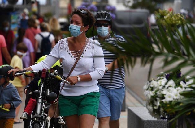 Mayenne: le masque obligatoire en extérieur dans 69