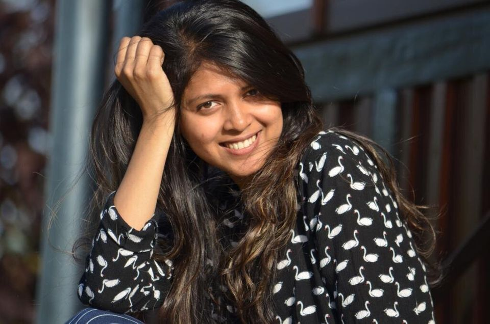 Blogger Shammi Haque fled Bangladesh when she was just 21 following relentless death