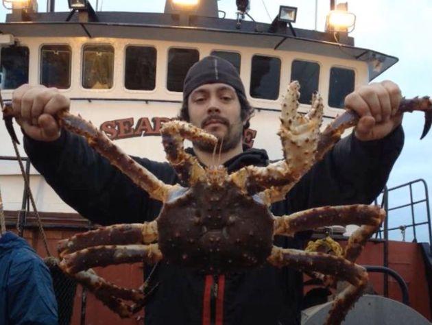 Mahlon Reyes, de 'Pesca Radical' (Discovery