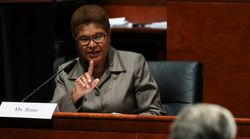 Rep. Karen Bass Defends Past Remarks Praising