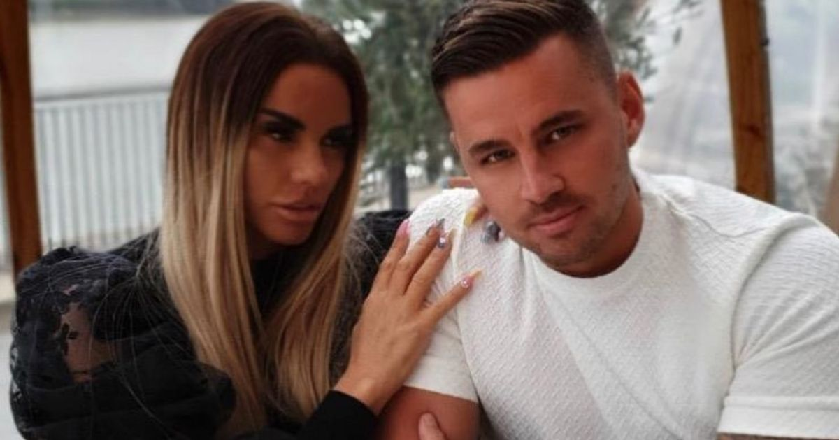 Katie Price Denies Engagement To Carl Woods After Telling Fans He Had Proposed: 'Just Comedy Fun'