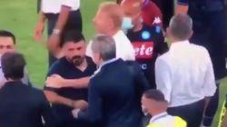 La furia di Gattuso: