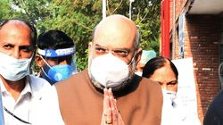 Amit Shah Tests Positive For