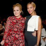 Adele est fan de Beyoncé et ne manque pas une occasion de le faire