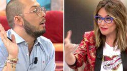 Lluvia de zascas de Toñi Moreno a José Antonio Avilés en 'Viva la Vida': el público se