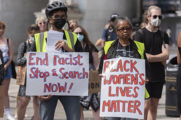 전세계에서 '블랙라이브스매터' 시위가 열리고