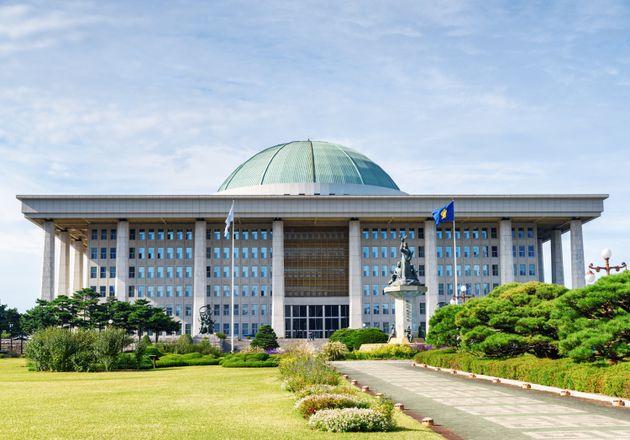 서울 여의도에 위치한 국회의사당