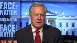 White House Not Optimistic On Near-Term Deal For Coronavirus Relief