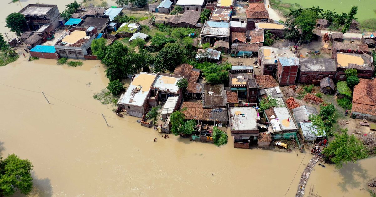 Bihar Floods: Muzaffarpur, Darbhanga Worst Hit; 53.67 lakh People Affected