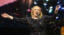 Adele impacta con una foto sin maquillaje: cuatro millones de 'me gusta' y