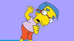 Qué le ha pasado a la voz de Milhouse en 'Los