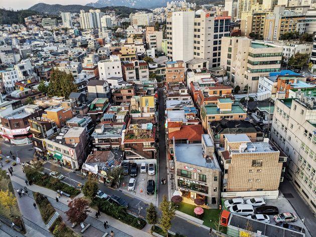 자료사진. 서울 홍대