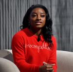 Simone Biles Shows Off Her New