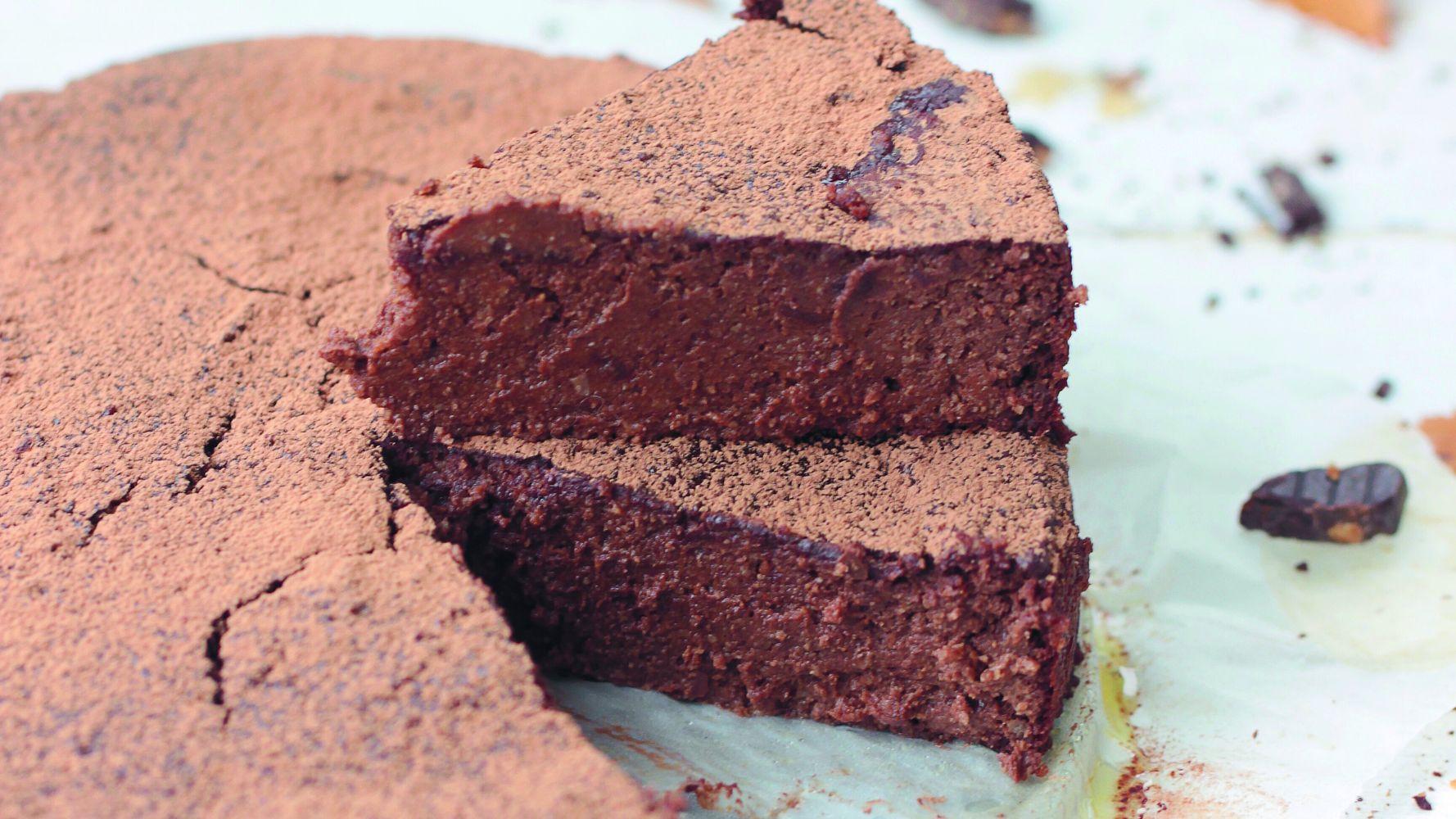 Trois recettes de gâteaux au chocolat aussi simples que légères
