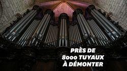 Pour le grand orgue de Notre-Dame, tout (re)commence