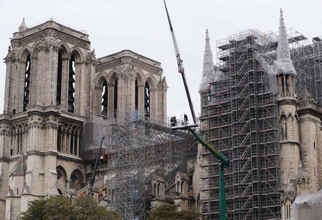 Le grand orgue de Notre-Dame de Paris va être déposé, et