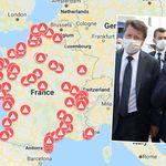 Nice et Bayonne rejoignent la liste des centre-villes où le masque est