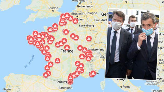 Nice, la commune dirigée par Christian Estrosi, fait partie des dernières villes à avoir annoncé avoir...