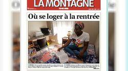 Un lecteur de la Montagne inhumé avec des journaux pour respecter ses dernières